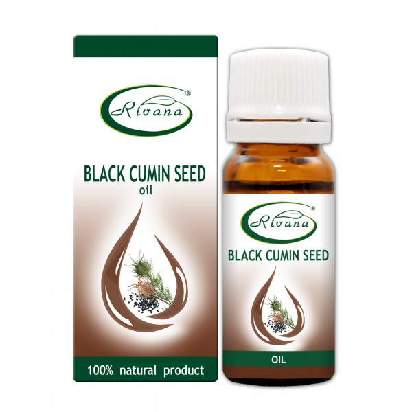 Black Cumin oil - 100% natural product - without preservatives