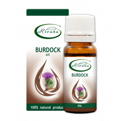 Burdock oil-100% natural product - without preservatives