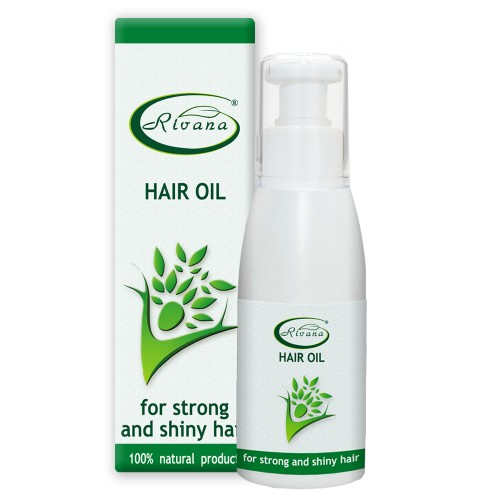 Hair Oil-100% natural product – without preservatives