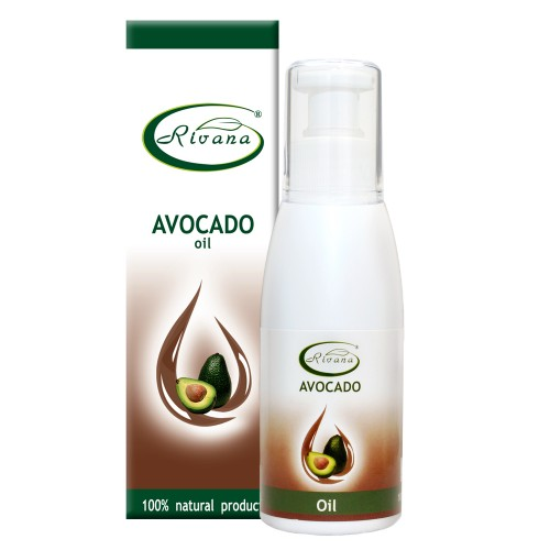 Avocado oil -100% natural product without preservatives