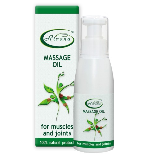 Massage oil-100% natural product – without preservatives