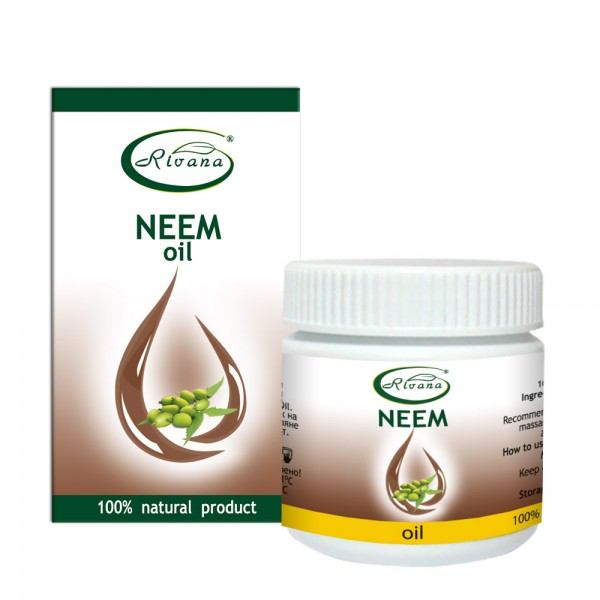 Neem oil- 100% natural product without any preservatives