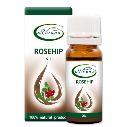 Rosehip Oil-100% natural product – no preservatives.