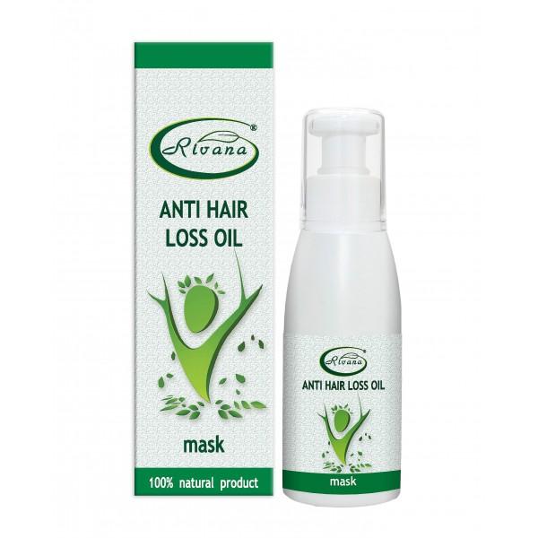 Anti-hair loss oil - mask