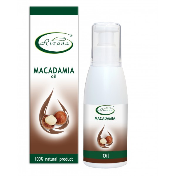 Macadamia oil-100% natural product - without preservatives