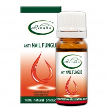 Аnti nail fungus - Composition of 100% pure essential oils.