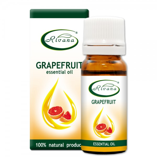 Grapefruit - Citrus paradise oil-100%  Essential oil.