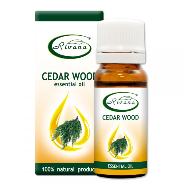 Cedar wood  - Juniperus virginiana oil - 100% Essential oil.