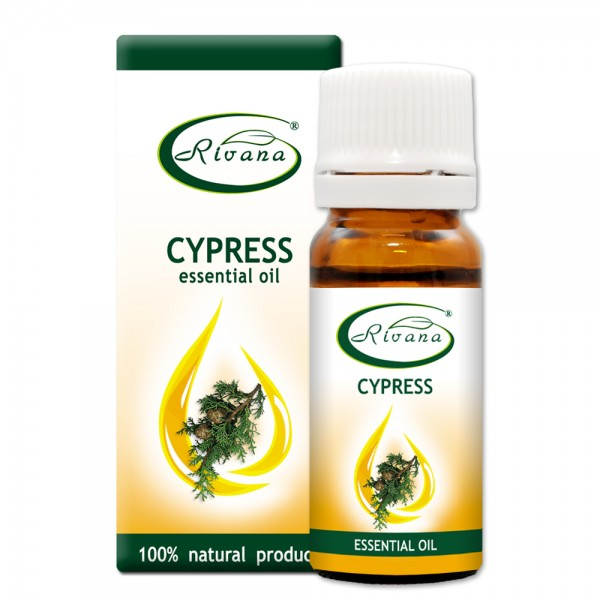 Cypress - Cupressus sempervirens oil - 100% Essential oil.