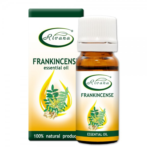 Frankincense - Boswellia thurifera oil -100% Essential oil.