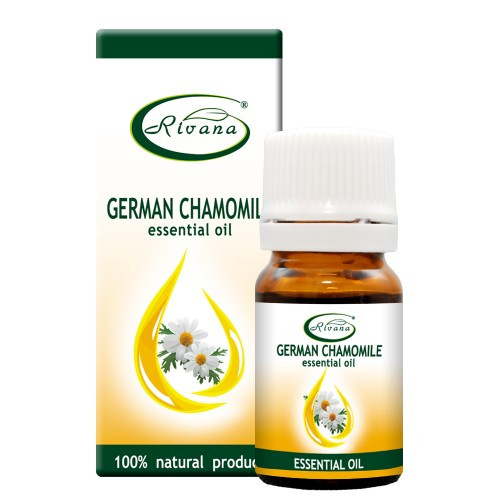 German chamomile-Matricaria chamomilla oil-100% pure essential oils