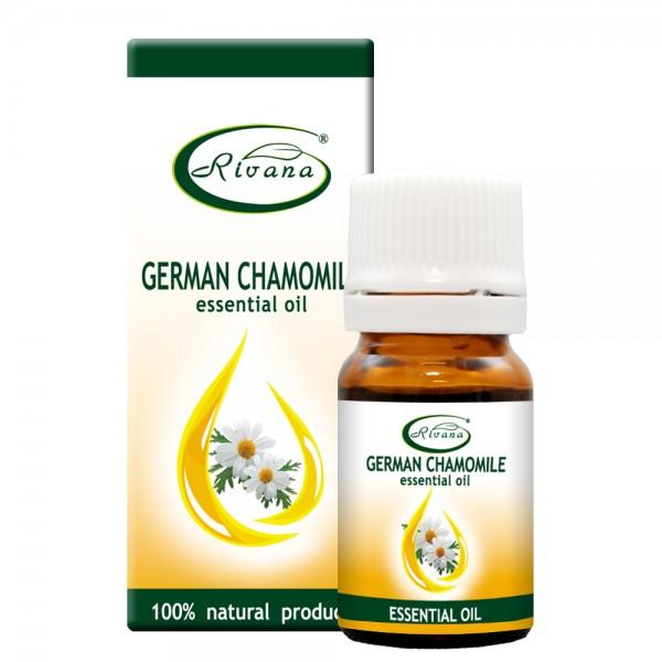 German chamomile-Matricaria chamomilla oil-100% pure essential oils