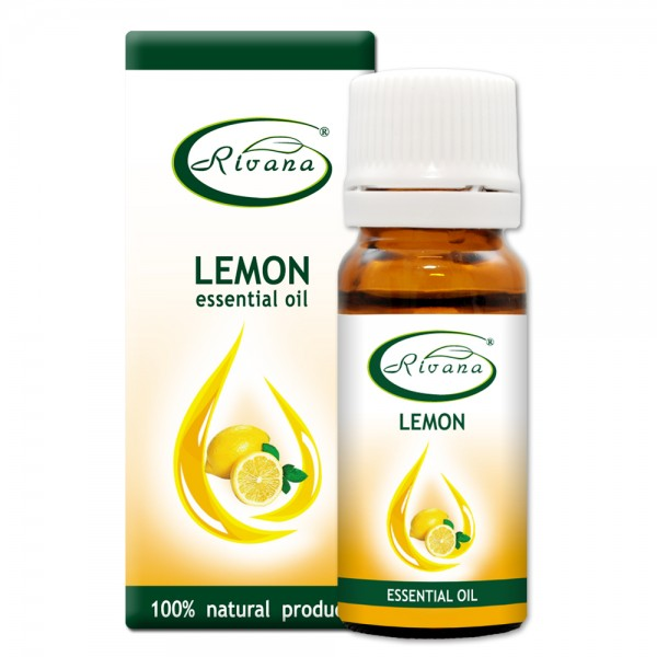 Lеmon - Citrus limon oil- 100% essential oil.