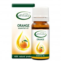 Orange - Citrus sinensis oil - 100% essential oil.