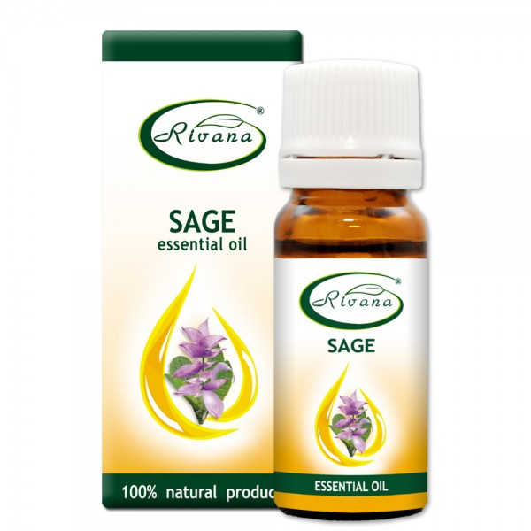 Clary Sage oil -(Salvia officinalis oil)