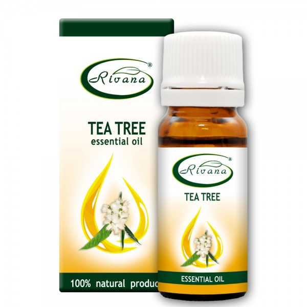 Tea Tree - Melaleuca alternifolia oil - 100% Essential Oil.