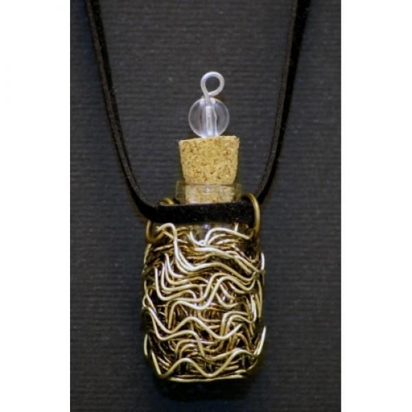 Aroma Pendant ''Gold''