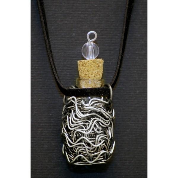 Aroma Pendant ''Silver''