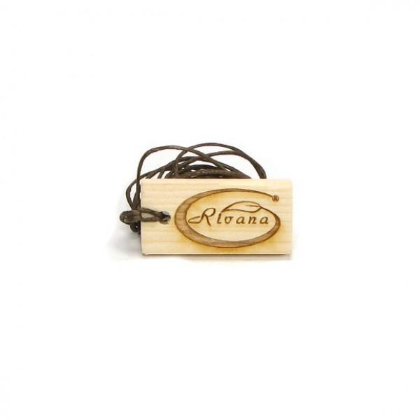 Aroma pendant Wood plate