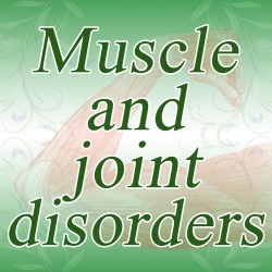 Muscle and joint disorders